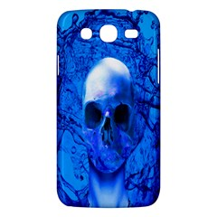 Alien Blue Samsung Galaxy Mega 5 8 I9152 Hardshell Case  by icarusismartdesigns