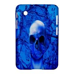 Alien Blue Samsung Galaxy Tab 2 (7 ) P3100 Hardshell Case  by icarusismartdesigns