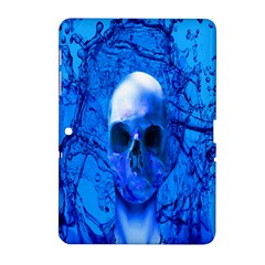 Alien Blue Samsung Galaxy Tab 2 (10 1 ) P5100 Hardshell Case  by icarusismartdesigns