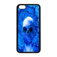 Alien Blue Apple Iphone 5c Seamless Case (black) by icarusismartdesigns