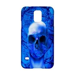 Alien Blue Samsung Galaxy S5 Hardshell Case  by icarusismartdesigns