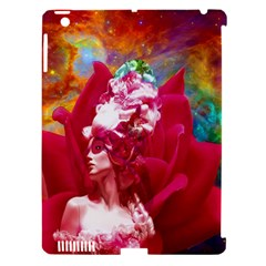 Star Flower Apple Ipad 3/4 Hardshell Case (compatible With Smart Cover) by icarusismartdesigns