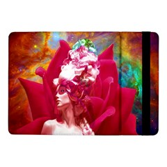 Star Flower Samsung Galaxy Tab Pro 10 1  Flip Case by icarusismartdesigns