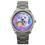 pet - Sport Metal Watch