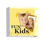 kids - 4 x 4  Acrylic Photo Block