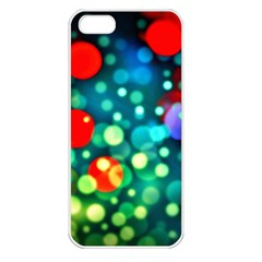A Dream Of Bubbles Apple Iphone 5 Seamless Case (white) by sirhowardlee