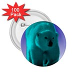 Polar Bear 2.25  Button (100 pack)