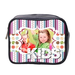 Xmas By Mac Book   Mini Toiletries Bag (two Sides)   Fulso7su199i   Www Artscow Com Front