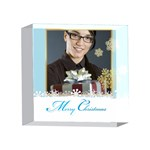 xmas - 4 x 4  Acrylic Photo Block
