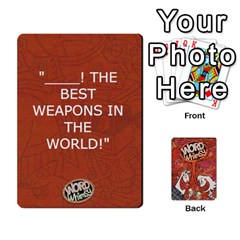 Ww Statement Deck By Endls Dremr   Playing Cards 54 Designs   L6jw5issu9cy   Www Artscow Com Front - Club10