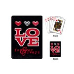 Love Cards - Playing Cards (Mini)