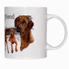 Ridgeback 004 By Nicole   White Mug   6kqg61n6rb6k   Www Artscow Com Right