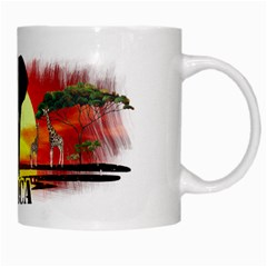 Africa 001 By Nicole   White Mug   Eub8t1k88old   Www Artscow Com Right