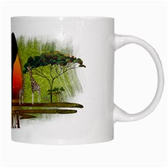 Africa 002 By Nicole   White Mug   Fv47s1co64e8   Www Artscow Com Right