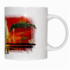 Africa 003 (kids) By Nicole   White Mug   5oel2ki7kc92   Www Artscow Com Right