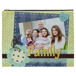 family - Cosmetic Bag (XXXL)