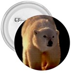 Polar Bear 3  Button