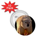 Polar Bear 1.75  Button (10 pack)
