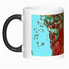 Flower Horizon Morph Mug by icarusismartdesigns