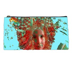 Flower Horizon Pencil Case by icarusismartdesigns