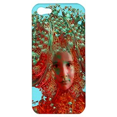 Flower Horizon Apple Iphone 5 Hardshell Case by icarusismartdesigns