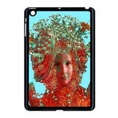 Flower Horizon Apple Ipad Mini Case (black) by icarusismartdesigns