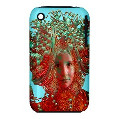Flower Horizon Apple Iphone 3g/3gs Hardshell Case (pc+silicone) by icarusismartdesigns
