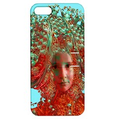 Flower Horizon Apple Iphone 5 Hardshell Case With Stand by icarusismartdesigns