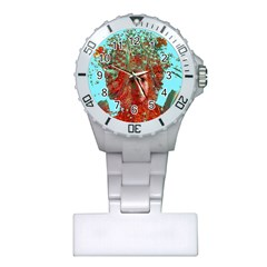 Flower Horizon Nurses Watch by icarusismartdesigns
