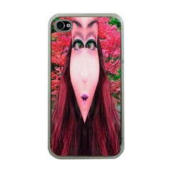 Tree Spirit Apple Iphone 4 Case (clear) by icarusismartdesigns