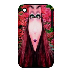 Tree Spirit Apple Iphone 3g/3gs Hardshell Case (pc+silicone) by icarusismartdesigns