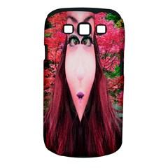 Tree Spirit Samsung Galaxy S Iii Classic Hardshell Case (pc+silicone) by icarusismartdesigns