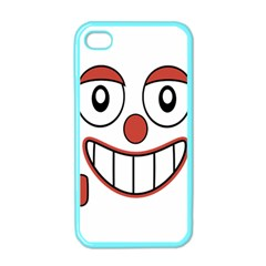 Laughing Out Loud Illustration002 Apple Iphone 4 Case (color) by dflcprints