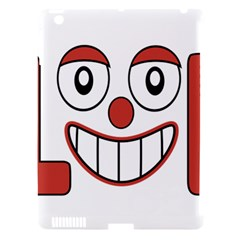 Laughing Out Loud Illustration002 Apple Ipad 3/4 Hardshell Case (compatible With Smart Cover) by dflcprints