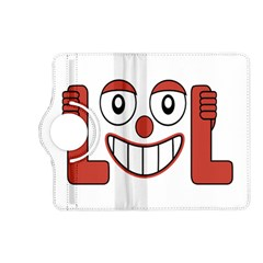 Laughing Out Loud Illustration002 Kindle Fire Hd (2013) Flip 360 Case by dflcprints