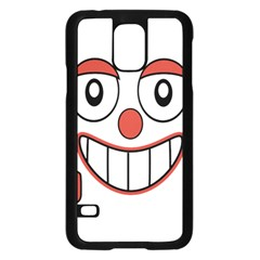 Laughing Out Loud Illustration002 Samsung Galaxy S5 Case (black) by dflcprints