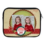 xmas - Apple iPad Zipper Case