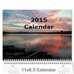 Cal 2015 - Wall Calendar 11  x 8.5  (12-Months)