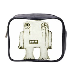 Sad Monster Baby Mini Travel Toiletry Bag (two Sides) by dflcprints