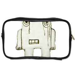 Sad Monster Baby Travel Toiletry Bag (one Side) by dflcprints