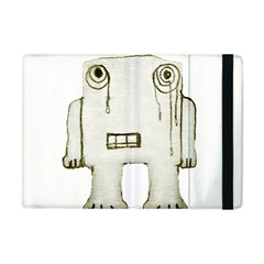 Sad Monster Baby Apple Ipad Mini Flip Case by dflcprints