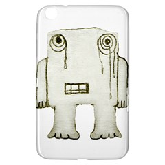 Sad Monster Baby Samsung Galaxy Tab 3 (8 ) T3100 Hardshell Case  by dflcprints