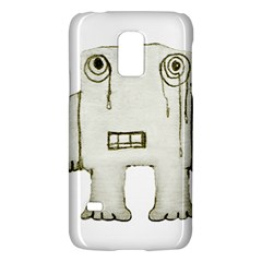 Sad Monster Baby Samsung Galaxy S5 Mini Hardshell Case  by dflcprints
