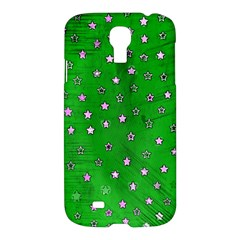 Colorful Stars 2 Samsung Galaxy S4 I9500/i9505 Hardshell Case by sirhowardlee