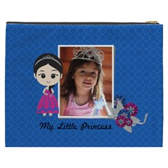 Cosmetic Bag (xxxl): My Little Princess By Jennyl   Cosmetic Bag (xxxl)   L9m6l9yxjxn7   Www Artscow Com Back