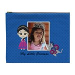 Cosmetic Bag (XL): My Little Princess
