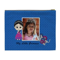 Cosmetic Bag (xl): My Little Princess By Jennyl   Cosmetic Bag (xl)   Eaiy5y0z0uvu   Www Artscow Com Back