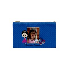 Cosmetic Bag (s): My Little Princess By Jennyl   Cosmetic Bag (small)   Exkrozmnmdno   Www Artscow Com Front