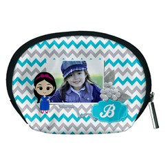 Pouch (m): Little Girl By Jennyl   Accessory Pouch (medium)   Pyglsjxm90wd   Www Artscow Com Back