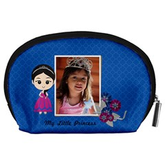 Pouch (l) : My Little Princess By Jennyl   Accessory Pouch (large)   5klmckvd25um   Www Artscow Com Back